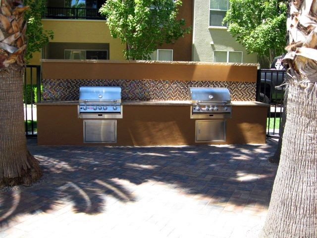 Bbq Area 4 of 5