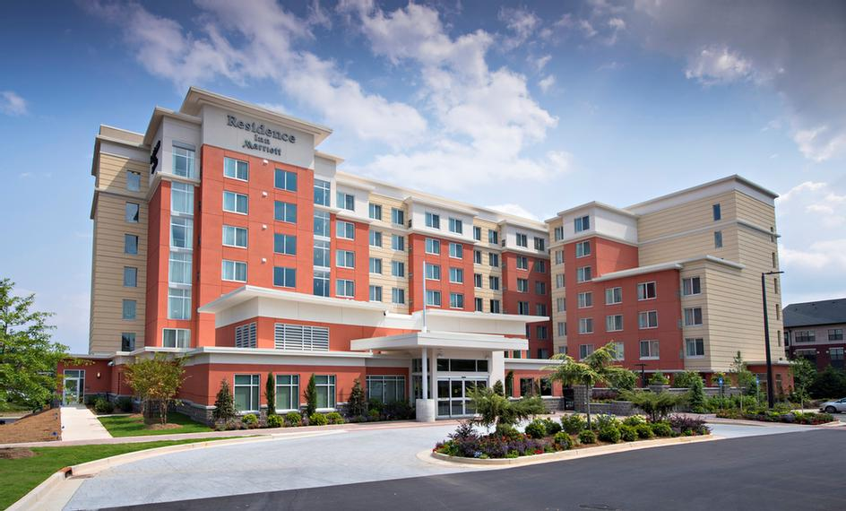 Residence Inn Atlanta Perimeter Center Dunwoody 1 of 17