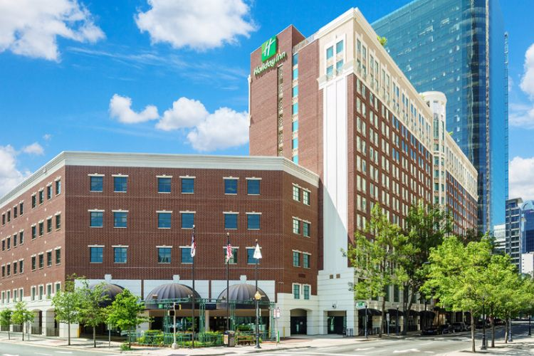 Holiday Inn Charlotte Center City 1 of 11
