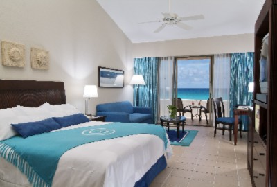 Oceanfront Villas Are Situated Directly In Front Of The Caribbean Sea And Include Either One King-size Or Two Queen-size Beds Private Terrace With Patio Table And Chairs Double Bathroom Vanity And Separate Tub/shower And Access To The Private Vill 4 of 11