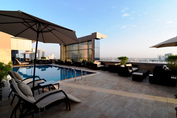 Roof Top Pool & Shisha Lounge 15 of 25