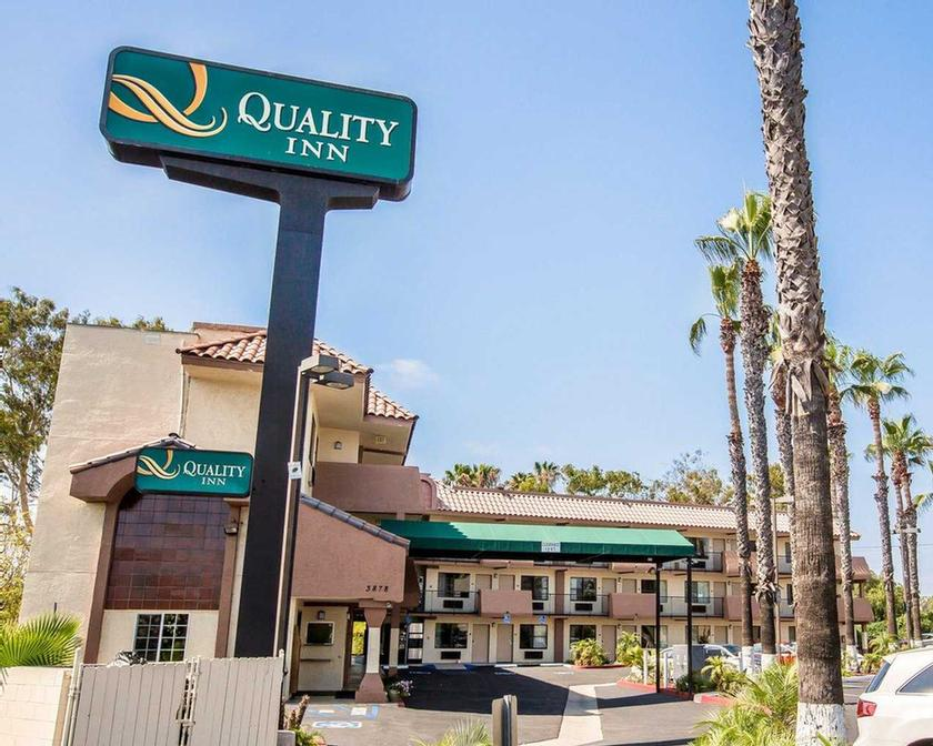 Quality Inn I 5 Naval Base