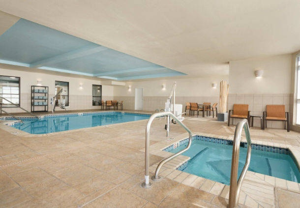 Indoor Pool And Spa 11 of 15