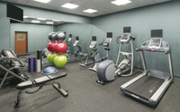 On-Site Fitness Center 10 of 14