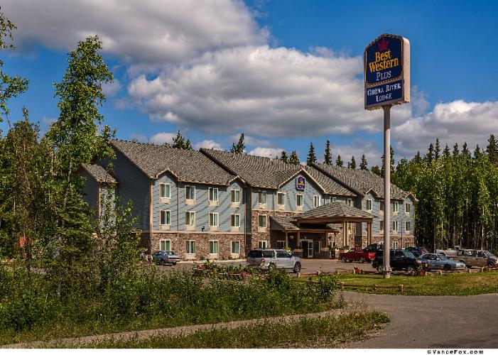 Best Western Plus Chena River Lodge 1 of 5