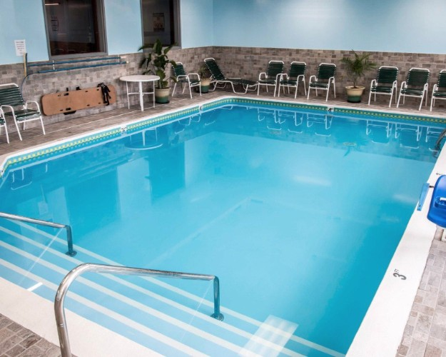 Take A Dip In Our Heated Indoor Pool 9 of 11