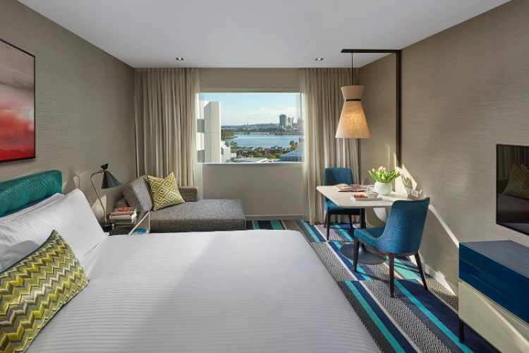 Crown Promenade Perth Superior Room 6 of 12