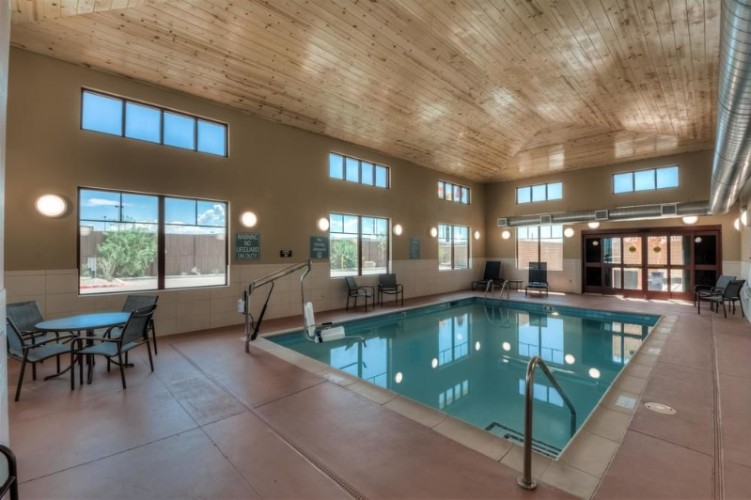 Indoor Heated Pool 10 of 14