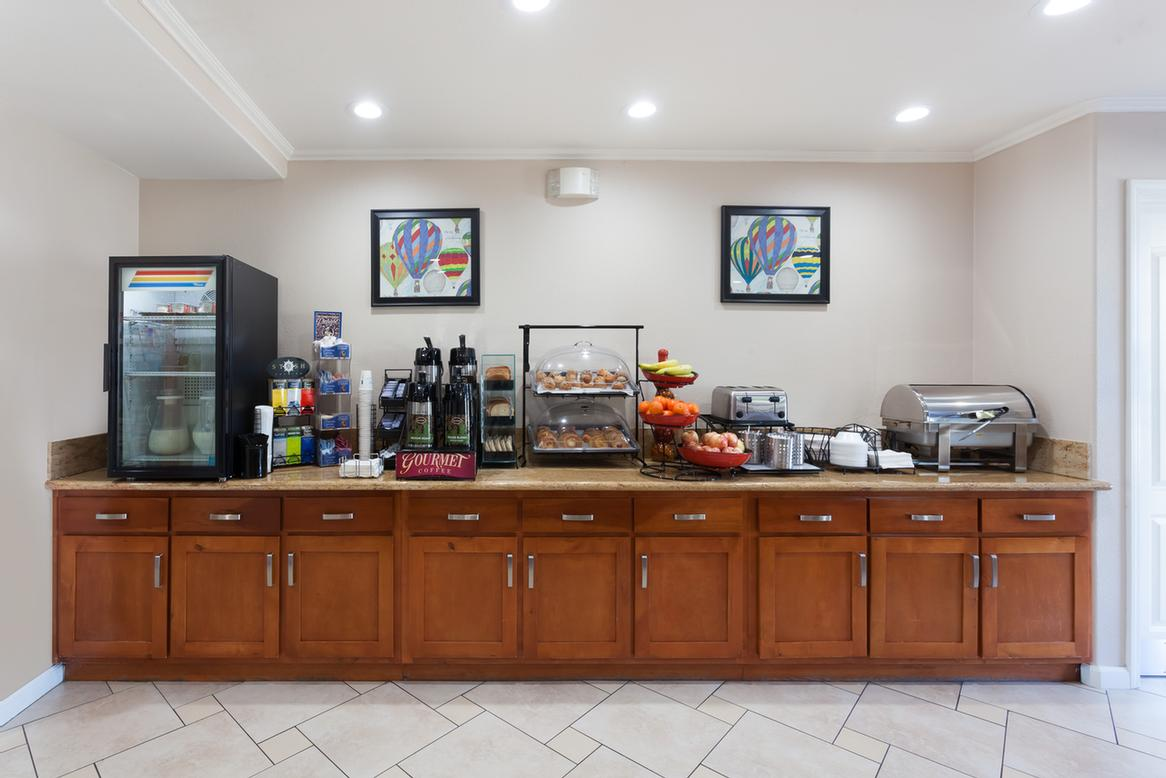 Continental Breakfast Area 16 of 16