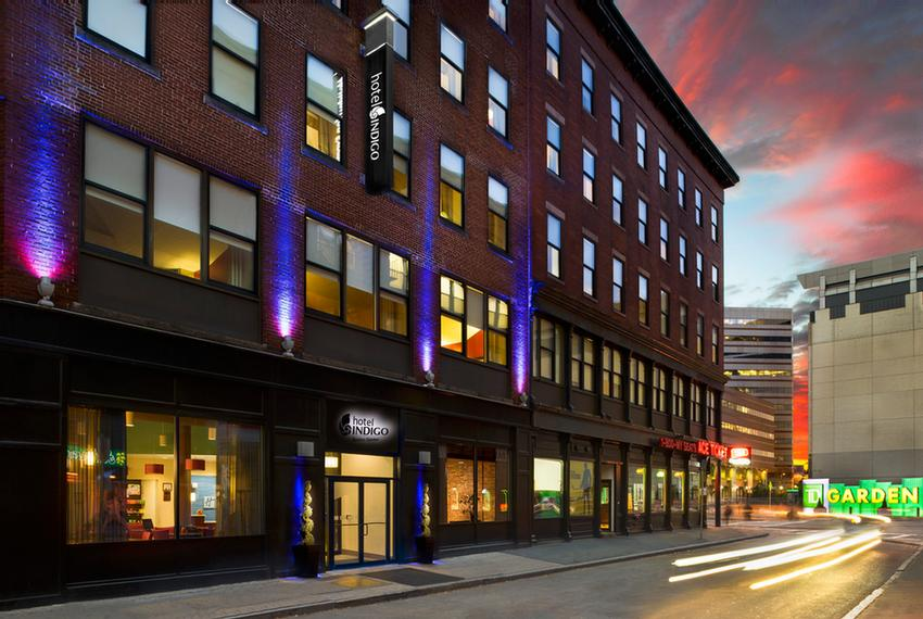 Image of Holiday Inn Express & Suites Boston Garden