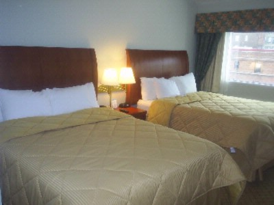 Guest Room With Two Queen Beds 6 of 16