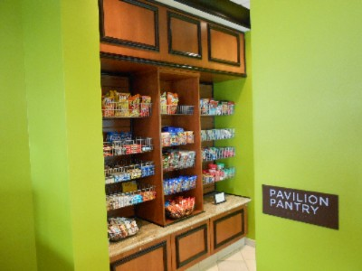 Hilton Garden Inn Pavilion Pantry 8 of 11