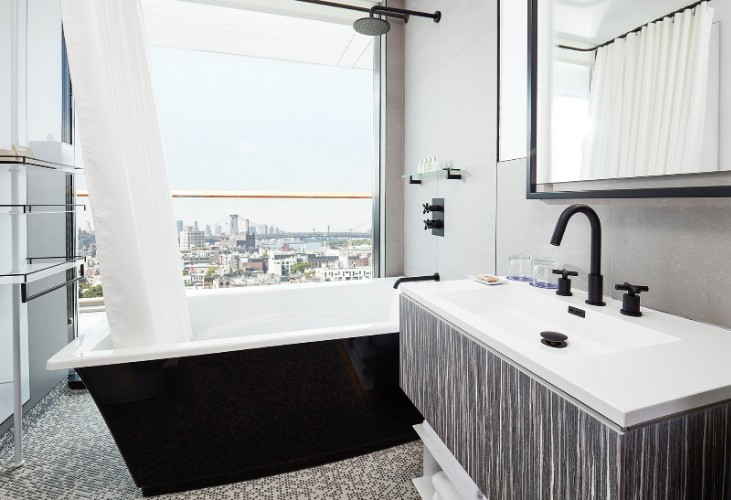Gotham Corner Suite -Bathroom 20 of 27