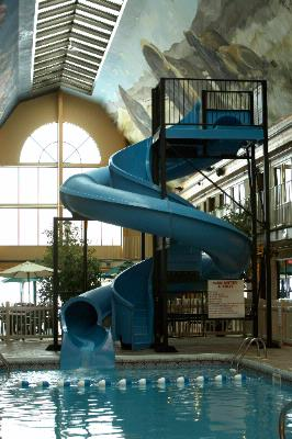 2 Storey Waterslide 2 of 2