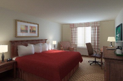 Country Inns & Suites New Renovated Room