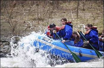 Rafting On The Genesee 12 of 14
