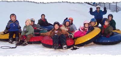 Tubing Park At Swain 8 of 14
