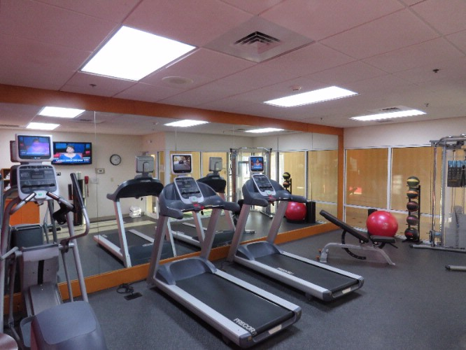 24-Hour Fitness Center 7 of 12