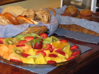 Fruit Platter At Breakfast 3 of 8