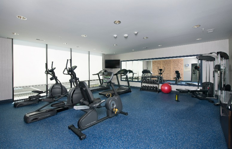 Fitness Area 13 of 13