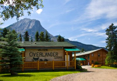 Welcome To The Overlander Mountain Lodge 5 of 7