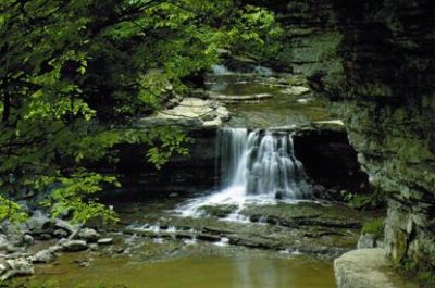 Mccormick\'s Creek Falls 9 of 11