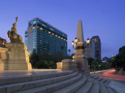 Sheraton Maria Isabel Hotel & Towers Located Just In Front Of The Independence Angel