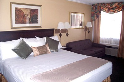 Standard Suite With A King Bed. 2 of 13