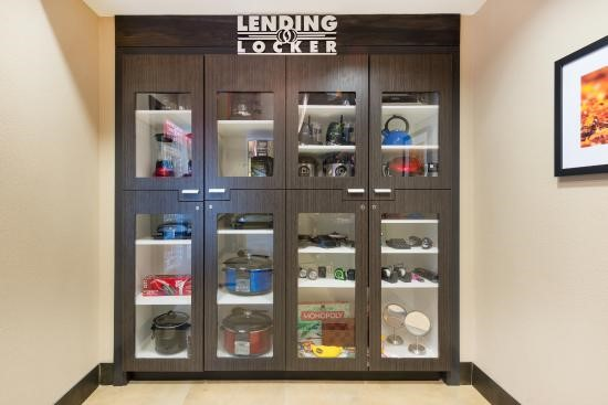 Lending Locker 19 of 27