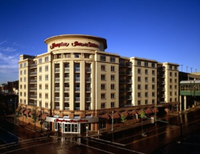 Hampton Inn Suites At Beale Street 175 Peabody Place Memphis Tn 38103