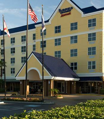 Image of Fairfield Inn & Suites Orlando Lake Buena Vista