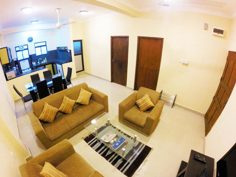 Akara Suites & Serviced Apartments at Lorenze Rd