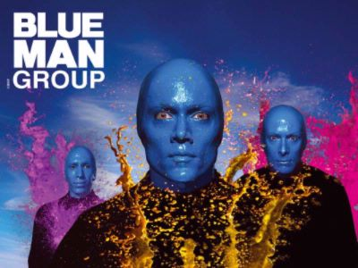Discount Tickets To Blue Man Group For Your Group 17 of 19