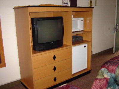 Entertainment Center In Most Rooms 3 of 15