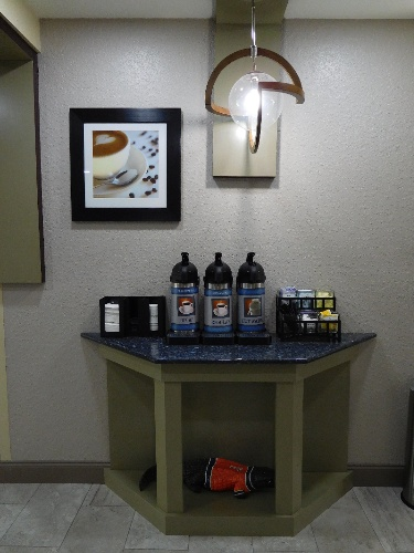 24 Hour Coffee Station 8 of 11