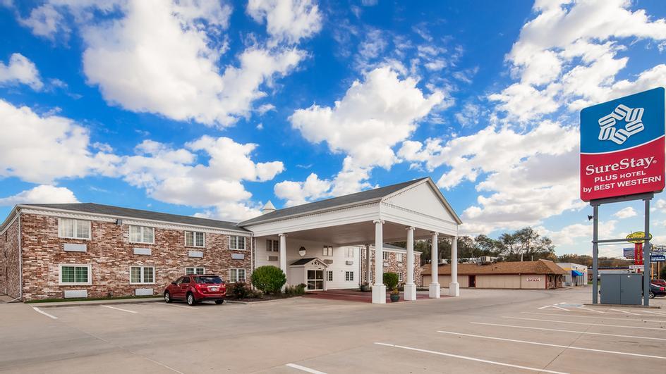 SURESTAY PLUS HOTEL BY BEST WESTERN OMAHA SOUTH Bellevue NE 305