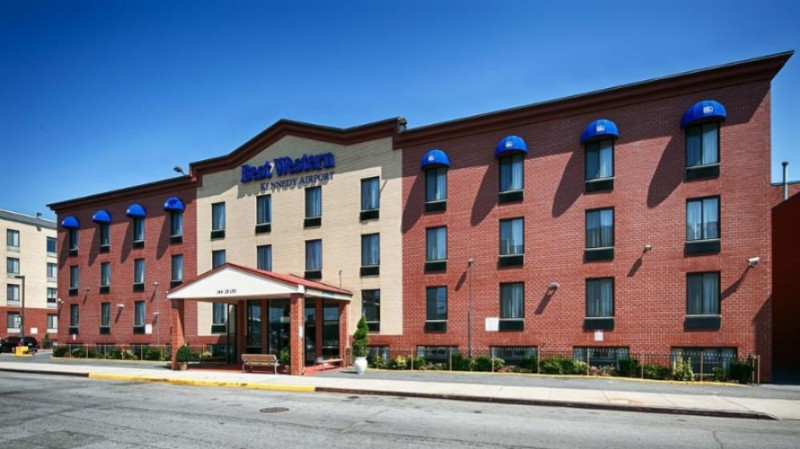 Best Western Jfk Airport Hotel 14425 153rd Ln Jamaica Ny 11434