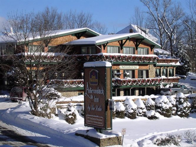 Best Western Adirondack Inn 1 of 13