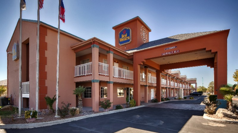 Best Western Anthony / West El Paso 1 of 6