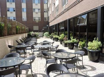 Relax On You Recently Renovated Outdoor Patio When There Is No Snow Of Course 5 of 7