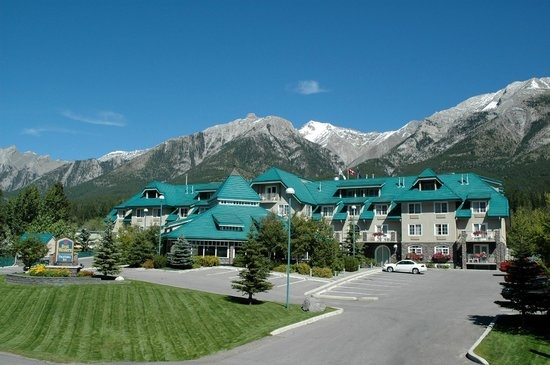 Best Western Pocaterra Canmore 2 of 6