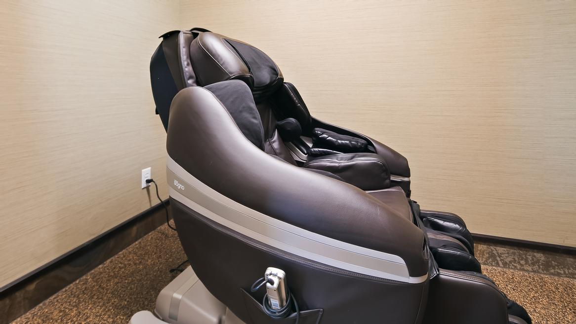 Our 24 Hour Fitness Centre Is Complete With A State Of The Art Bodo Insignia Dreamwave Massage Chair. Enjoy A Massage After An Intense Workout Or A Long Day Of Work. 11 of 11
