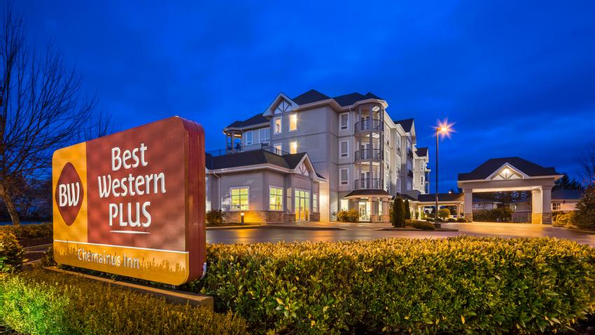 Best Western Plus Chemainus Inn 1 of 15