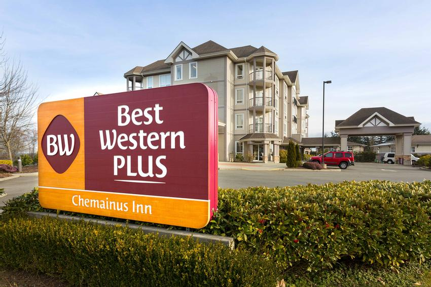 Best Western Plus Chemainus Inn 14 of 15