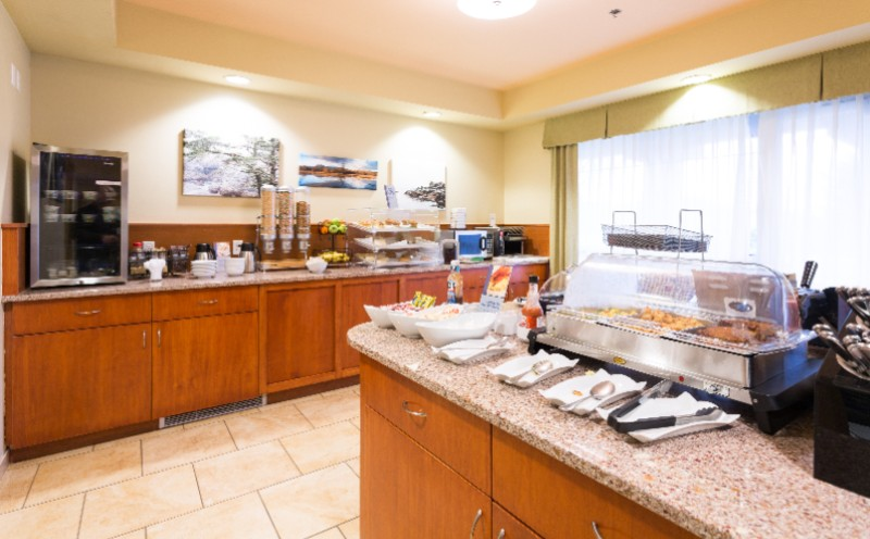 Complimentary Hot Breakfast Buffet 8 of 15