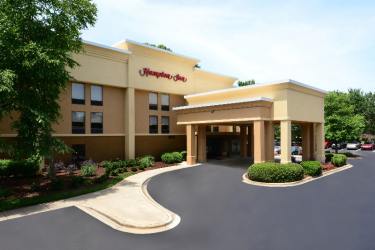 Hampton Inn Raleigh / Town of Wake Forest 1 of 14