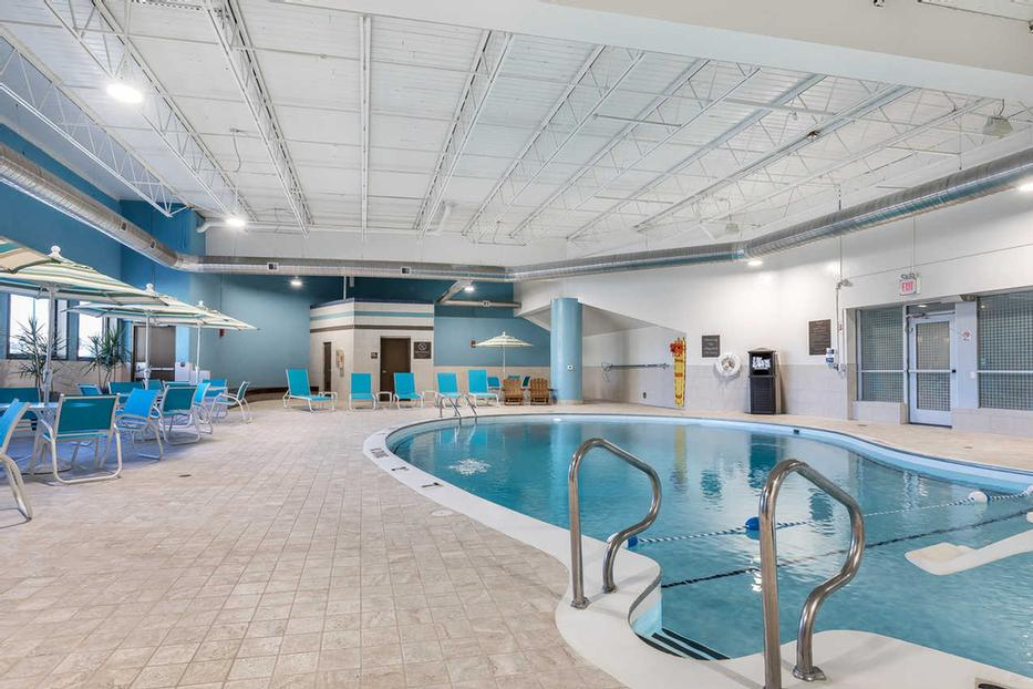 Relax And Enjoy Our Indoor Heated Pool! 6 of 15