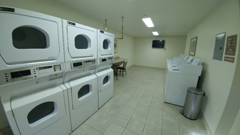 Extra Large Guest Laundry Room 7 of 11