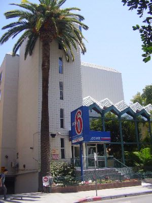 Motel 6 Hollywood 1 of 12