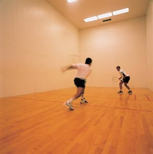 Racquetball Courts 6 of 8